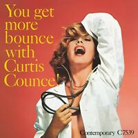 Curtis Counce - You Get More Bounce With Curtis Counce (Vinyl Used Very Good)
