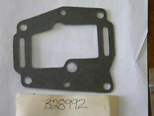 Genuine Evinrude Johnson OMC Manifold To Leaf Plate Gasket 328992 New