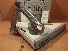 New-Old-Stock 3T Status Quill Stem w/Gray Finish (25.8 / 26.0 mm clamp x 115 mm)