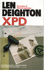 XPD by Len Deighton - New Paperback Book