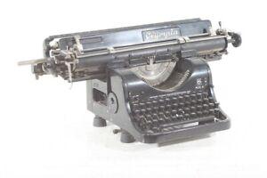 Old Typewriter Vintage Schreibautomat OLYMPIA GDR