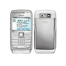 White Original Nokia E71 Unlocked Wifi 3G 3.15MP Mobile Cell Phone QWERTY Keypad