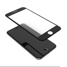 BLACK Edge To Edge 3D Tempered Glass For iPhone 6 Plus 6s Plus