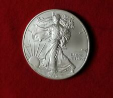 2012 American Silver Eagle BU 1 oz Coin US $1 Dollar Mint Uncirculated scratched
