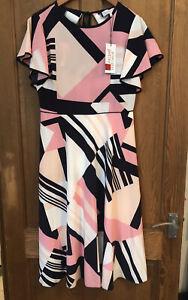 Ben De Lisi Principles Ladies Dress Size 12 Petite BNWT