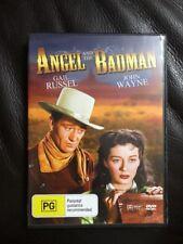 Angel and the Badman DVD (John Wayne / Gail Russell) Region 4