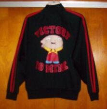 "FOX Family Guy STEWIE ""VICTORY IS MINE"" Full Zip Jacket Size XSmall - Nice"