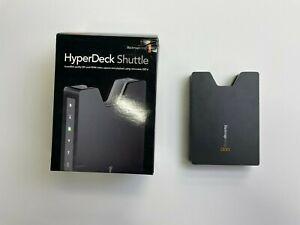 Blackmagic Design Hyperdeck Shuttle 2