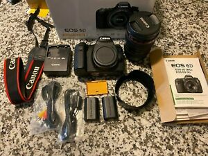*Great condition* Canon EOS 6D Full-frame DSLR with 24-105mm F4 L Lens + extras