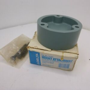 Delta 14-611 Height Attachment for Hollow Chisel Mortiser 14-650-NEW