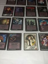 Lot of 60 Jyhad cards for VTES