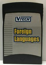 (TAS032147) - Vtech Learning Foreign Languages Cartridge