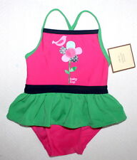 NWT BABY GAP Swimsuit Baby Girl Size 6-12 Months