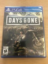 Days Gone (PS4) New & Sealed - In Stock Now - PAL Region Free - Fast Dispatch