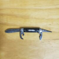 Vintage Imperial Kamp King 4 Blade Pocket Knife