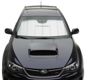 Subaru 2008-2014 WRX STI and 2008-2011 Impreza OEM Sunshade - SOA3991120