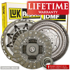 Citroen C5 Ii 2.2Hdi Luk Flywheel & Clutch Kit 133 09/04- Hatch 4Hx 240mm
