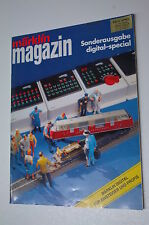 1/87ème HO - MÄRKLIN MAGAZIN SONDERAUSGABE DIGITAL-SPECIAL - 98 PAGES