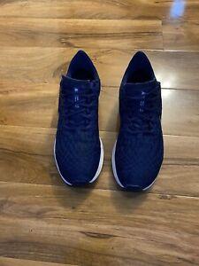 NIKE AIR ZOOM PEGASUS 36   Men's Running Trainers Size UK10. Blue