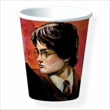 HARRY POTTER Goblet of Fire 9oz PAPER CUPS (8) ~ Birthday Party Supplies Drink