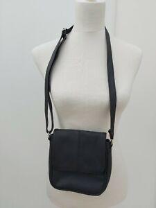 Black Crossbody Bag Small Hand Purse Shoulder Ladies Design Spring Fashion Wear