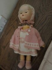 Vintage 1960's  Doll - Needs head re-attaching