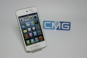 Apple iPod Touch 4G 8GB weiss ( aus Kundenretoure / TRADE-IN ) DEFEKT  #M6