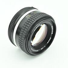 Nikon Nikkor AiS 50mm f/1.4 Lens