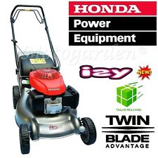 Rasaerba Honda IZY HRG466C SKEP - Trazione Mulching Raccolta + Versamow ON/OFF