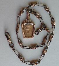 fob pendant vintage Mason Royal Arch Antique Htwsstks Masonic H&H star watch