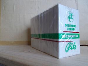 Original 10er Pack Skatkarten Kartenspiel Brauerei Isenbeck Pils Der neue Trend
