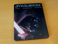 Star Wars - Trilogy 4 / 5 / 6 Trilogie IV / V / VI - Limited Steelbook [Blu-ray]
