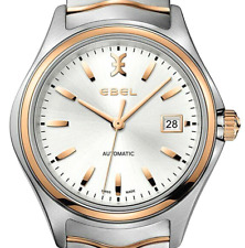 Ebel WAVE Gents Automatico Swiss Watch Rrp £ 1895