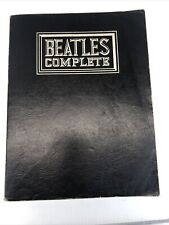 Beatles Complete Songbook Vintage Warner Bros 1977 Music Piano Guitar