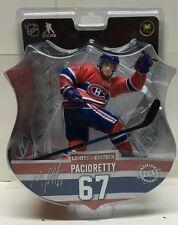 "[59348] MAX PACIORETTY (MONTREAL) 2015-16 NHL 6"" FIGURE IMPORTS DRAGON WAVE 3"