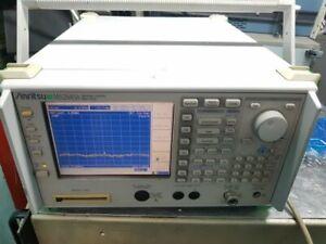 Anritsu MS2683A Spectrum Analyzer, Opt 01