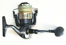 SHIMANO 15 Twin power SW10000PG Spinning reel - Used Free Shipping From USA