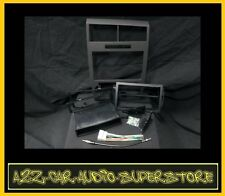 RADIO STEREO DASH INSTALL DOUBLE DIN GPS NAV NAVIGATION BLACK BEZEL ASSEMBLY