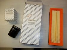 Genuine Fiat Grande Punto or Evo 1.2 or 1.4 8v Petrol Service Kit Oil Air Filter