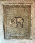 FRAMED ELEPHANT ART ON CANVAS