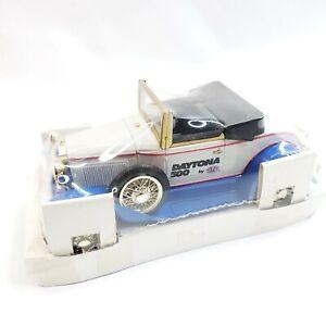 New-Vintage Liberty Classics 1/25 Daytona 500 Model A Roadster Diecast Car Bank