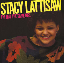 Stacy Lattisaw - I'm Not the Same Girl [New CD]