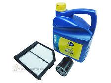for HONDA CIVIC 1.8 i-VTEC 06-11 SERVICE KIT OIL & AIR FILTER + ENGINE OIL 5LT