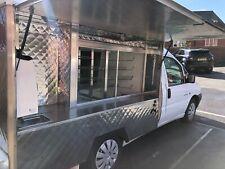 Low Milage Jiffy Catering Van