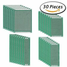 30 Pc Board Relays Pcs Double Sided Pcb Board Prototype Kit For Diy New