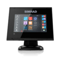 Simrad GO5 XSE Combo with TotalScan Transom Mounted Transducer 000-12675-001