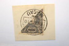 #9679,Seldom Seen 1/2  Diag. Cut SC#81 Cut Square From Cover 1910
