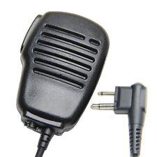 Rainproof 2-Pin Shoulder Remote Speaker Mic Microphone PTT For Motorola Radio