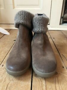 Clarks active air Ladies Boots Ankle Size 5