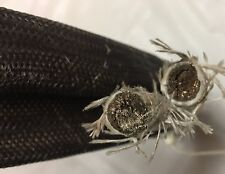 2/0 2/0 Awg High Power Copper Cable 15' long in Abrasion Resistant Jacket